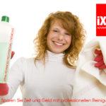 Sparen Sie Zeit und Geld bei Ihrer Reinigung mit iXtal® repell ultra Glasversiegelung für Dusche und Duschwand